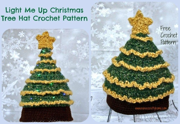 Knit Christmas Tree Hat Free Patterns Christmas Knitting Patterns Free Christmas Tree Hat Christmas Tree Knitted Hat