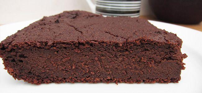 Gâteau au chocolat sans gluten | Code Planète : blog vegan, guides, recettes, livres