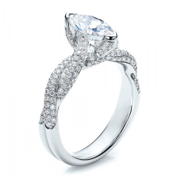 Marquise Ring Bands: 25+ Best Ideas About Marquise Engagement Rings On