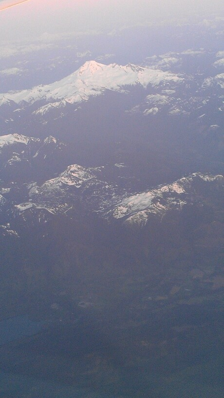 Mountains from above~