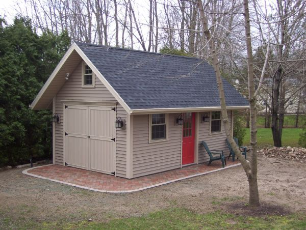 430 best images about shed on pinterest storage shed for Craftsman style storage sheds