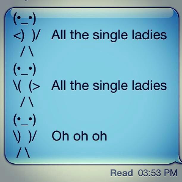 single ladies beyonce quotes - photo #10