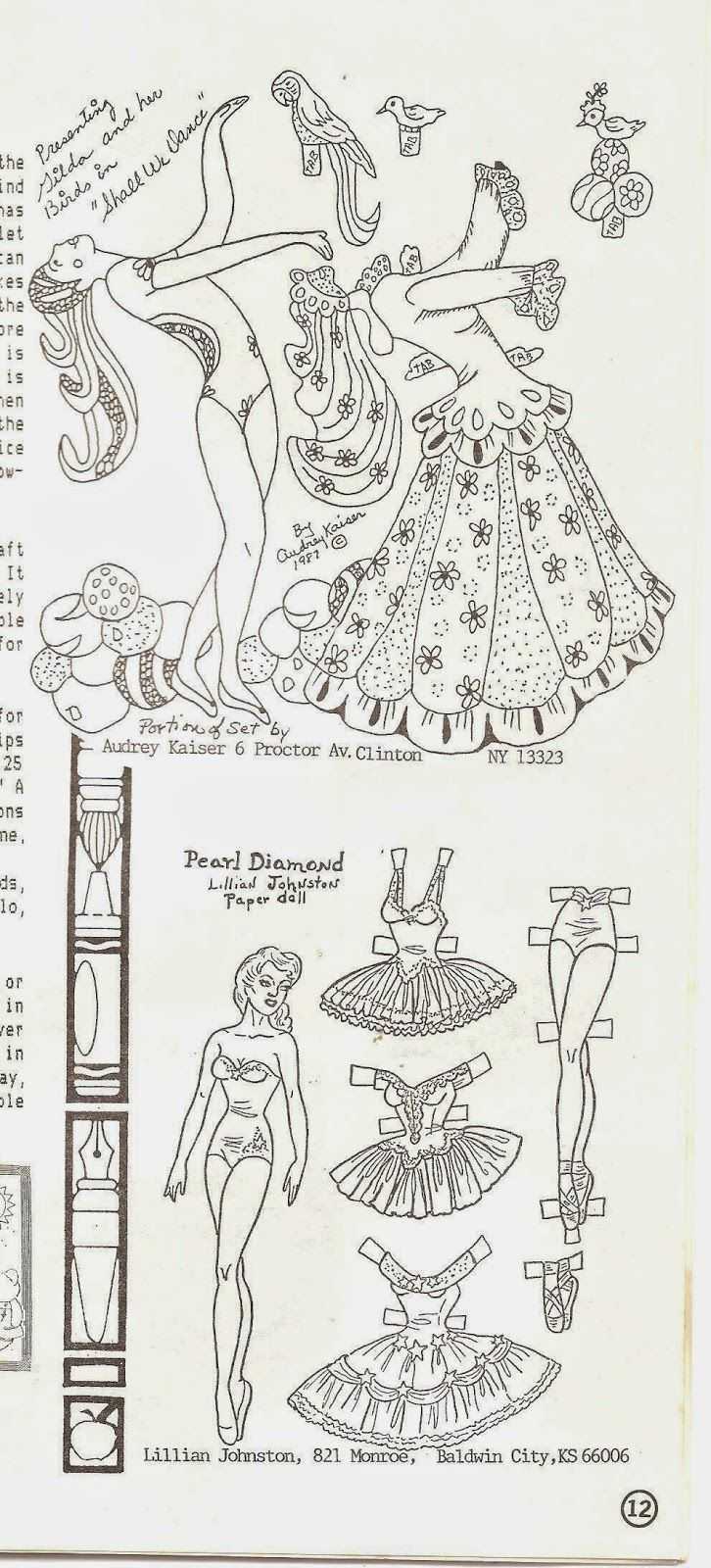 42 best paper dolls templates images on pinterest paper for Harlem renaissance coloring pages