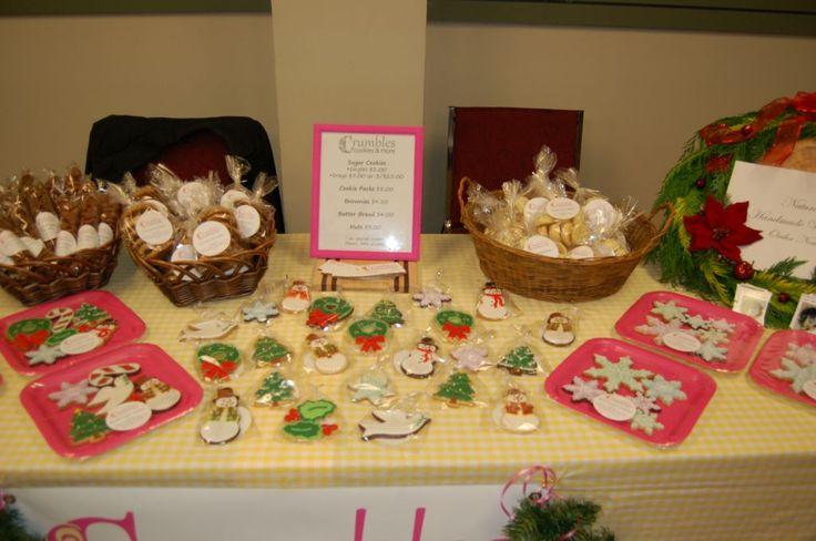 Crumbles Cookies & More - Sooke, BC www.crumbles.ca