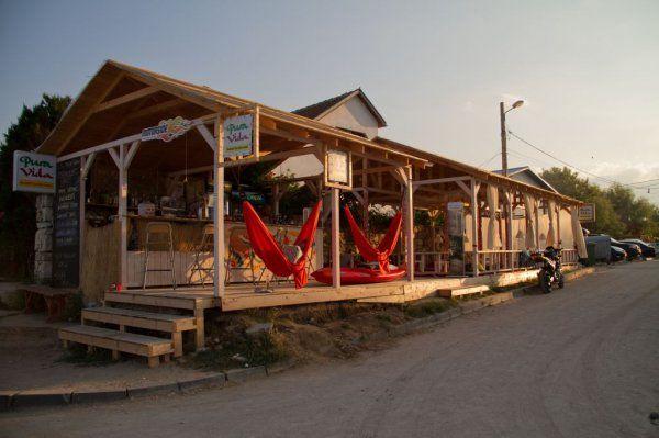 Pura Vida Beach Hostel - Hostel in Vama Veche, Romania - online ...