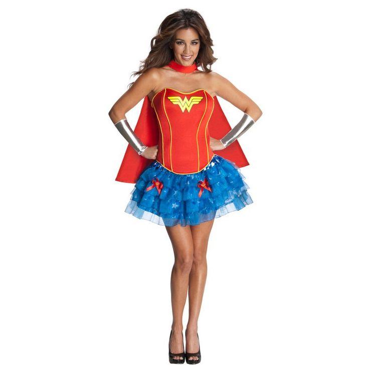 Nieuwe wonder vrouw kostuum superhero kostuum voor vrouwen diana prins kleding een van de populaire justice league in dc comics(China (Mainland))