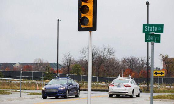 Ford тестирует автомобили с автономным управлением в Мсити | Новости автомира на dealerON.ru