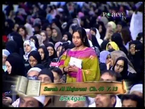 Hindu Sister Accept Islam After She Got Her Answer - Dr. Zakir naik