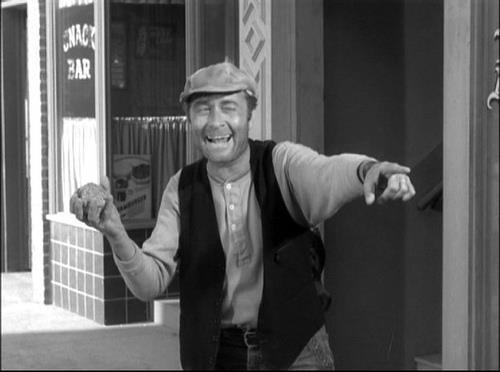 The Andy Griffith Show:  Ernest T. Bass