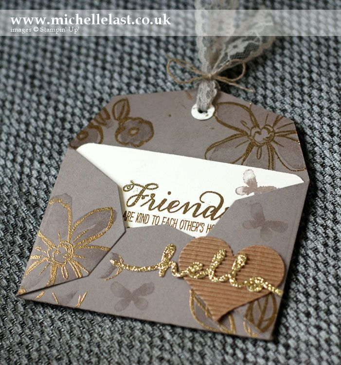 Swaps for Stampin' Up! Incentive Trip made using all Stampin Up products by Michelle Last Top Uk Demo