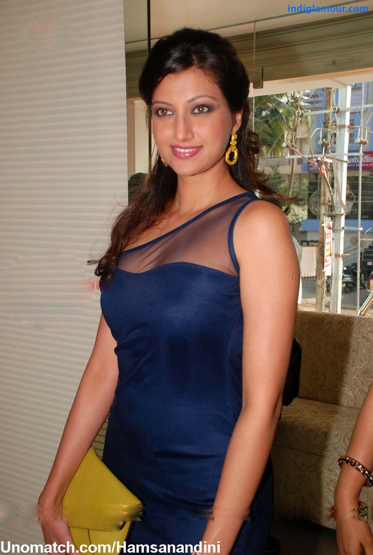 Hamsa Nandini was born and brought up in Pune and moved to Mumbai to become a model.[2] She graduated in commerce and enrolled in a PG in human resources in 2009.