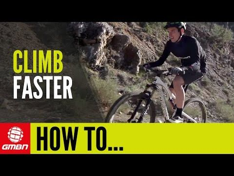 Video: How To Climb Faster On Your Mountain Bike | MTB Pro Tips | Singletracks Mountain Bike News