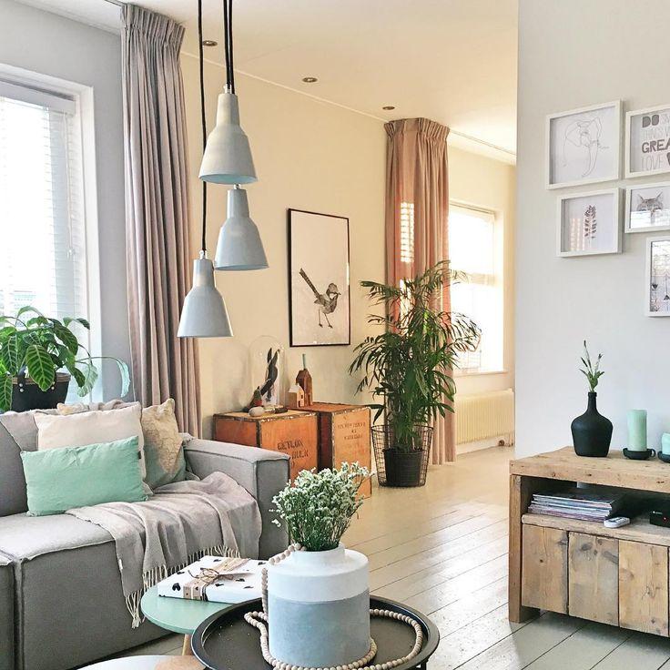 263 best woonkamer images on Pinterest | Bedroom ideas, House ...
