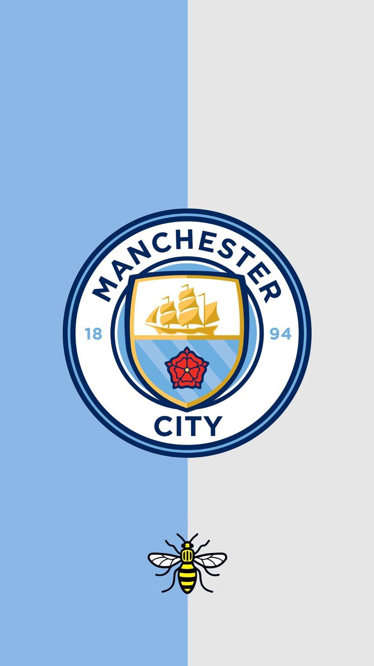 Man City & Bee wallpaper iPhone  #manchester #mancity #manchestercity #manchesterbee