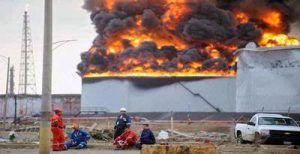Pencegahan Kecelakaan Industri