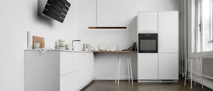 Ga voor elegante samenhang met een Modu keuken   kvik.nl