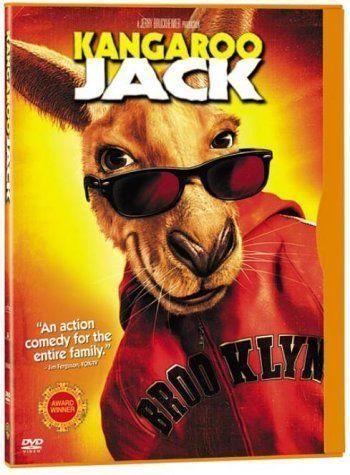Kangaroo Jack [DVD] [2003]