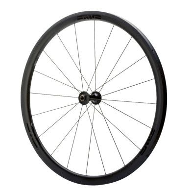 Enve SES 3.4 Clincher Front Wheel CK Hub - Plus Free Tyres and Water Bottle