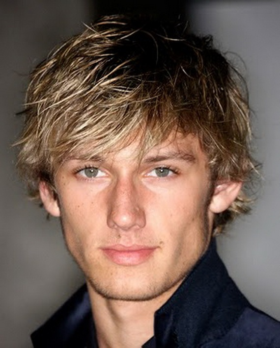 Prime 1000 Images About Men39S Haircuts Styling On Pinterest Shaggy Short Hairstyles Gunalazisus