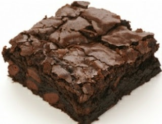 Organic Gardens Network: Fudgy Black Bean Brownies