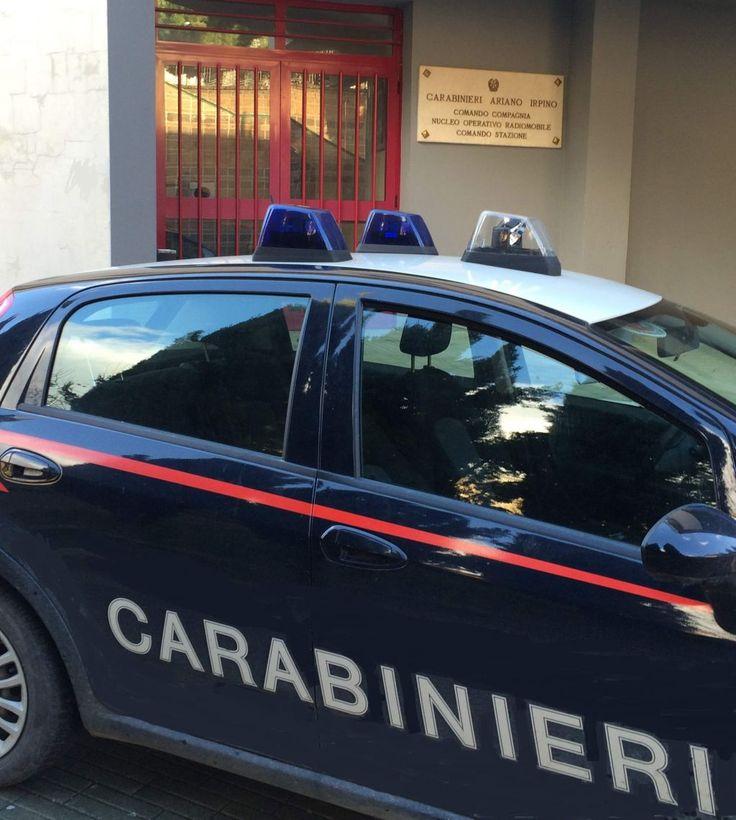 Ariano Irpino (Avellino), ha aggredito la sua ex: divieto di avvicinamento per un 55enne