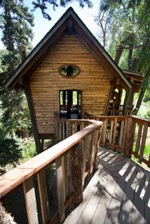 Tour a Fantastical Tree House for Kids and Adults Too