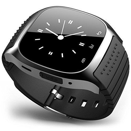 Bluetooth Smart Wrist Watch Phone Mate For IOS Android iPhone Samsung HTC LG #UnbrandedGeneric