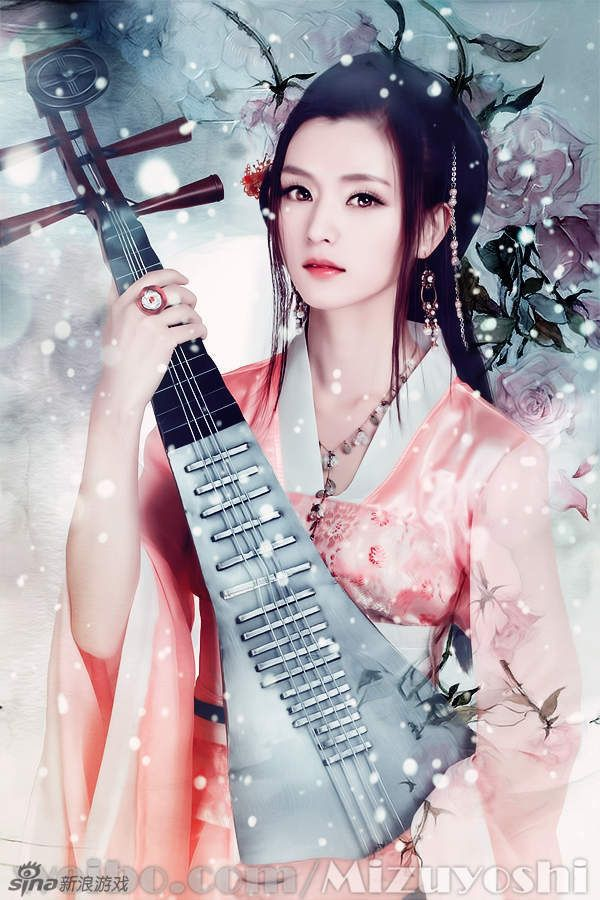 Wuxia Edge, Ancient Chinese cosplay ...