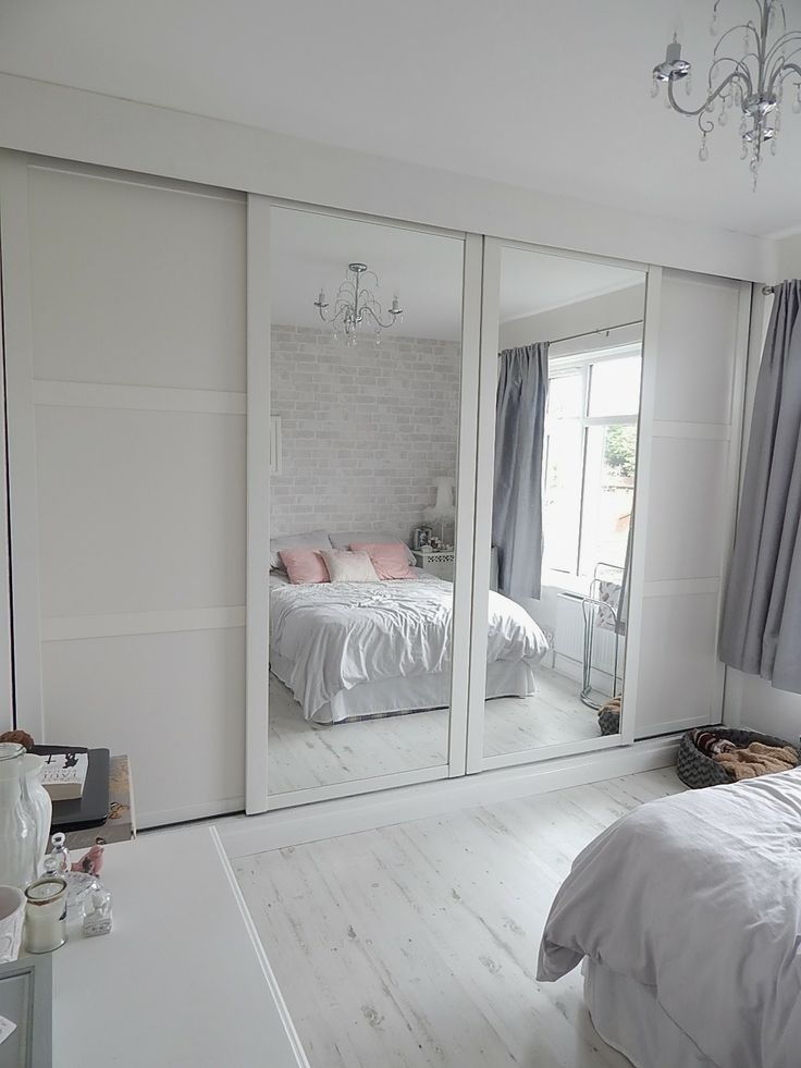 Best All White Bedroom Inspiration Small White Bedrooms 640 x 480