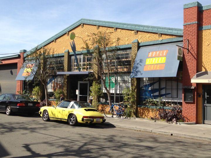 Doyle Street Cafe Berkeley
