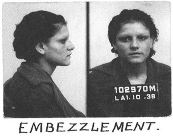 Best Mugshots Images On Pinterest Photography S And A Punk - 15 vintage bad girl mugshots from between the 1940s and 1960s