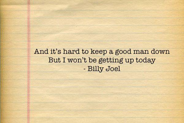 Billy Joel Allentown Quotes Lyrics