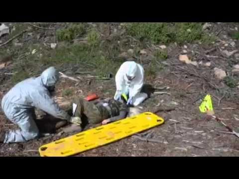 Curso de intervención logística en catástrofes - YouTube