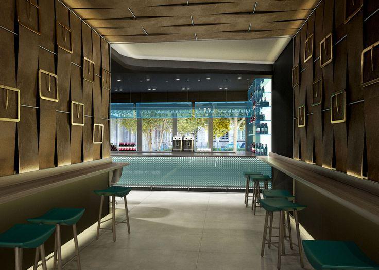 Hotel Mercure Wittenbergplatz Interior Design By Kitzig