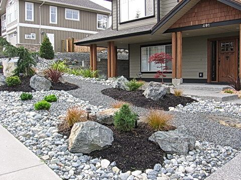 Mystical images landscaping stone work and rock gardens for Landscaping rocks images
