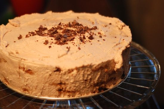 Ina Garten Orange Chiffon Cake