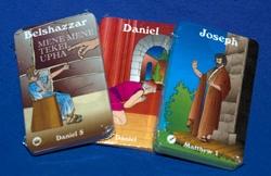 Bible trading cards: Trade Cards, Trading Cards