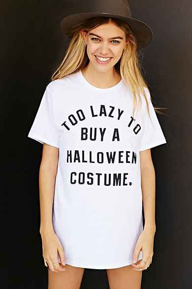 Urban Outfitters have a different idea for Halloween costumes. https://voucherful.co.uk/urban-outfitters