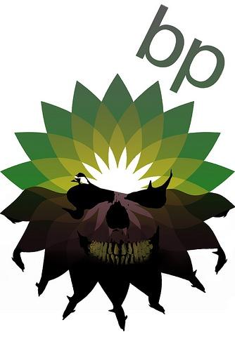 BP Logo Parody