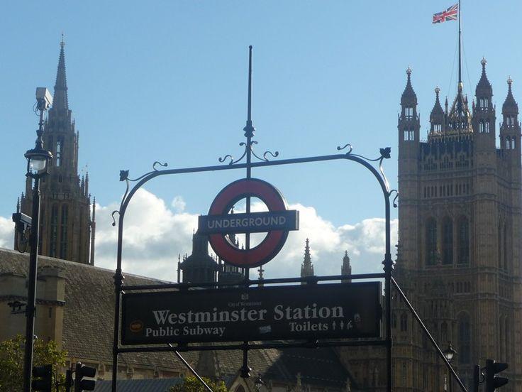 Allons à London !