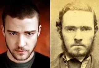 Unbelievable Celebrity Doppelgangers From History