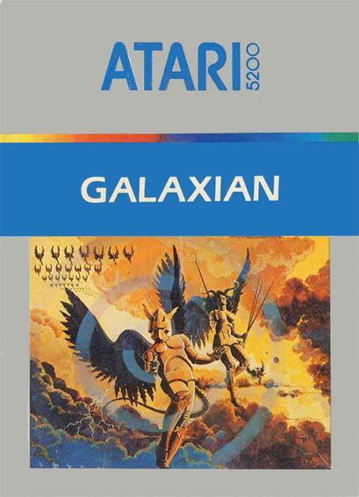 Atari 5200 Galaxian