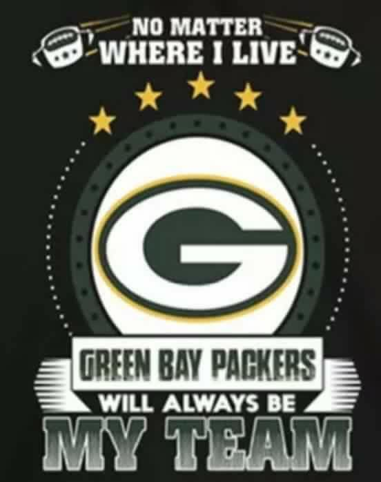 Proud Packer fan in Georgia!