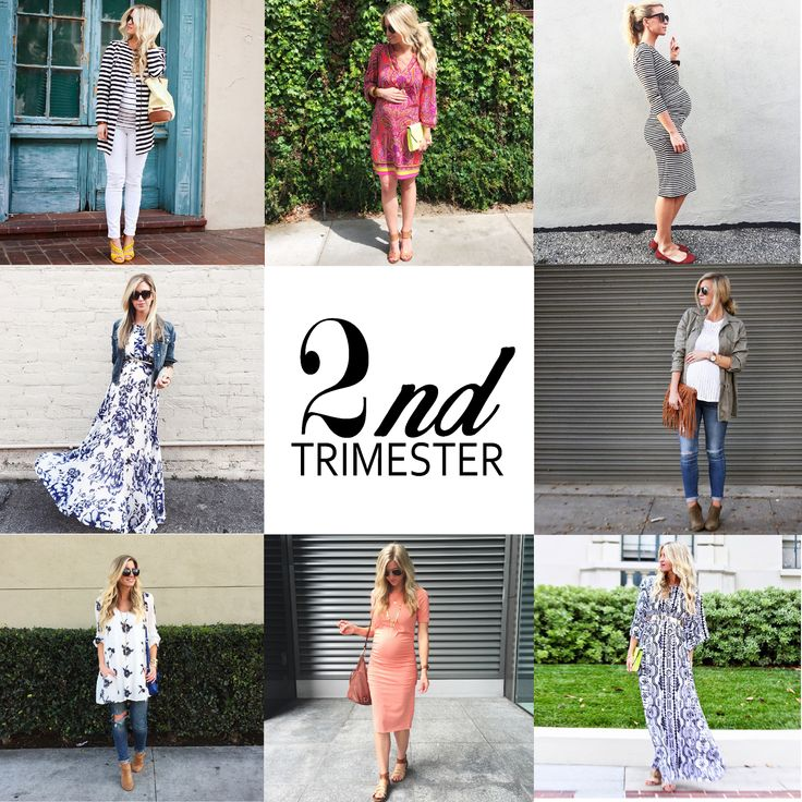 Dressing the Bump Series: What to wear during the first trimester of pregnancy.