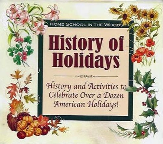 Activity Studies History of Holidays CD-ROM  Z