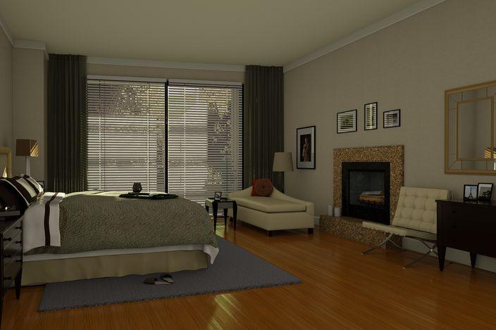 Bedroom Scene
