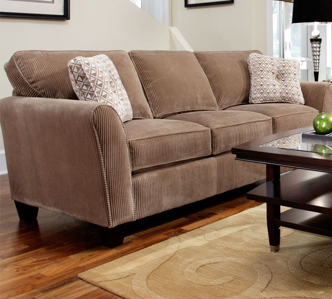 The Broyhill Maddie 6517 Sofa Group Will Dress Up Your Home With An  Exclusive Transitional Design Sure To Leave A Lasting Impression.