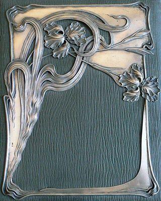 Art Nouveau Album/ Document Folio 1898-1905