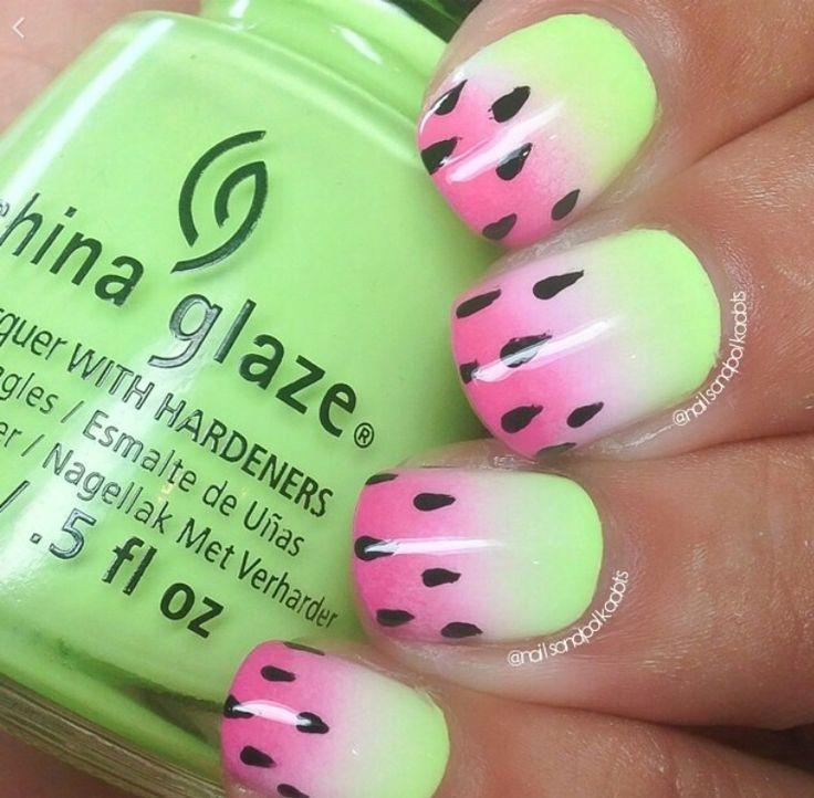 Mejores 84 imágenes de •Nails• en Pinterest | Uñas bonitas, La uña y ...