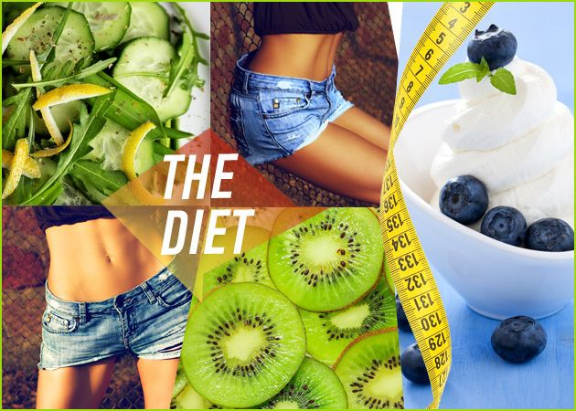 ΔΙΑΙΤΑ: Το διατροφικό πρόγραμμα που θα σε βοηθήσει να αποκτήσεις επίπεδη κοιλιά